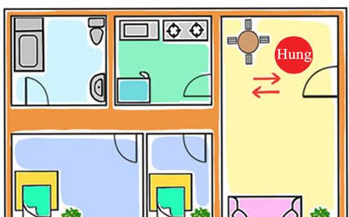 7 điều kiêng kỵ với phong thủy phòng bếp