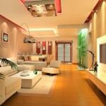 Phòng khách và đặc điểm các phương vị