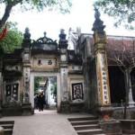 Có nên xây nhà gần đình chùa, miếu mạo?